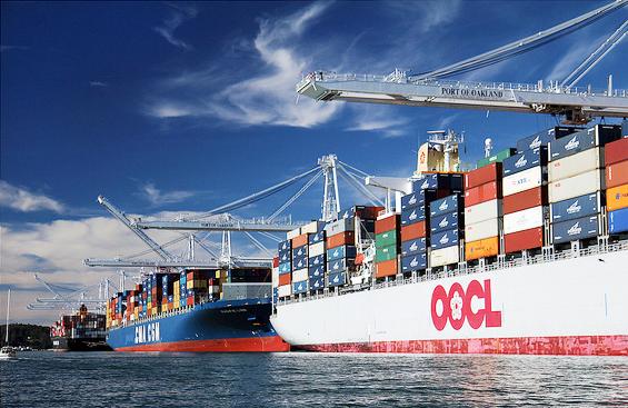 мультимодальные морские перевозки